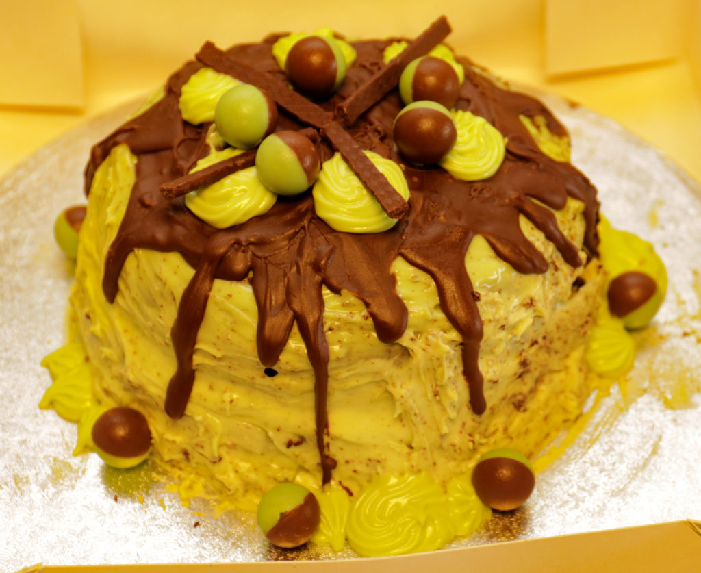 Hmmmm! Chocolate Cake!